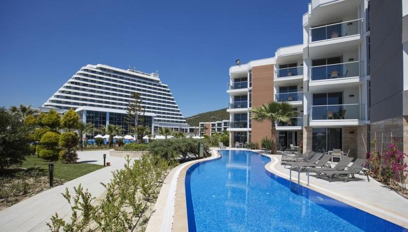 Palm Wings Ephesus Beach Resort - Kusadasi