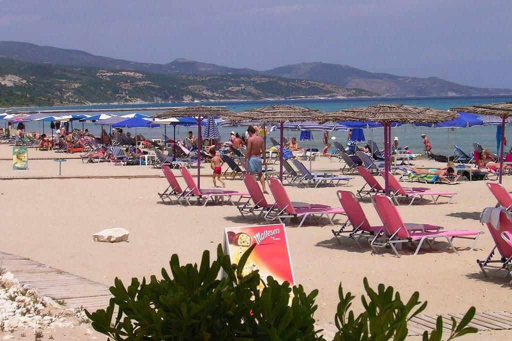Plaja Alykes - Zakynthos