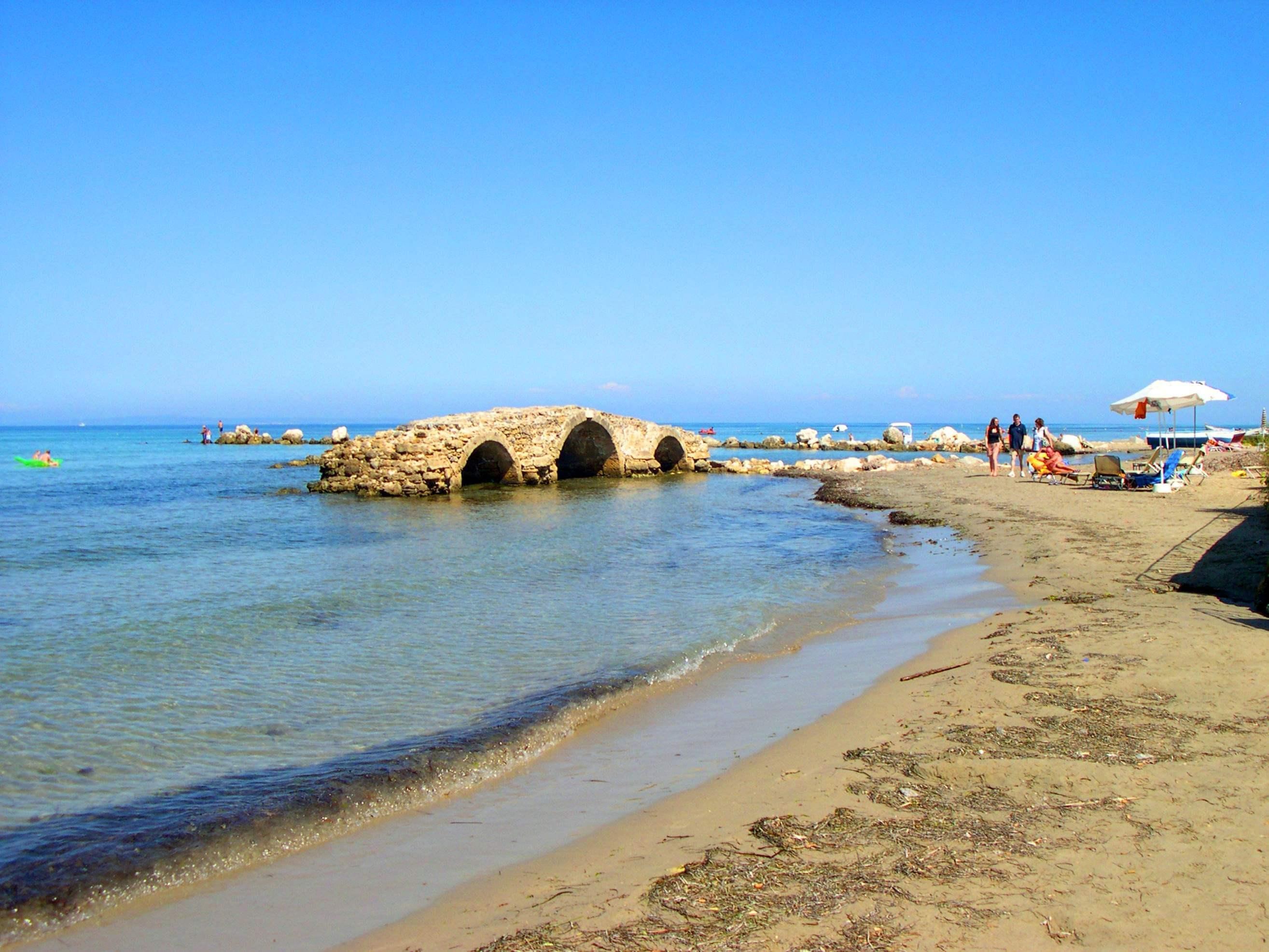Plaja Argassi - Zakynthos, Grecia