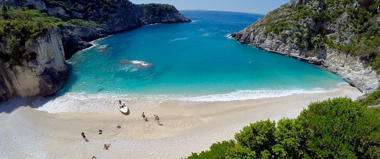 Plaja Kakome - Albania