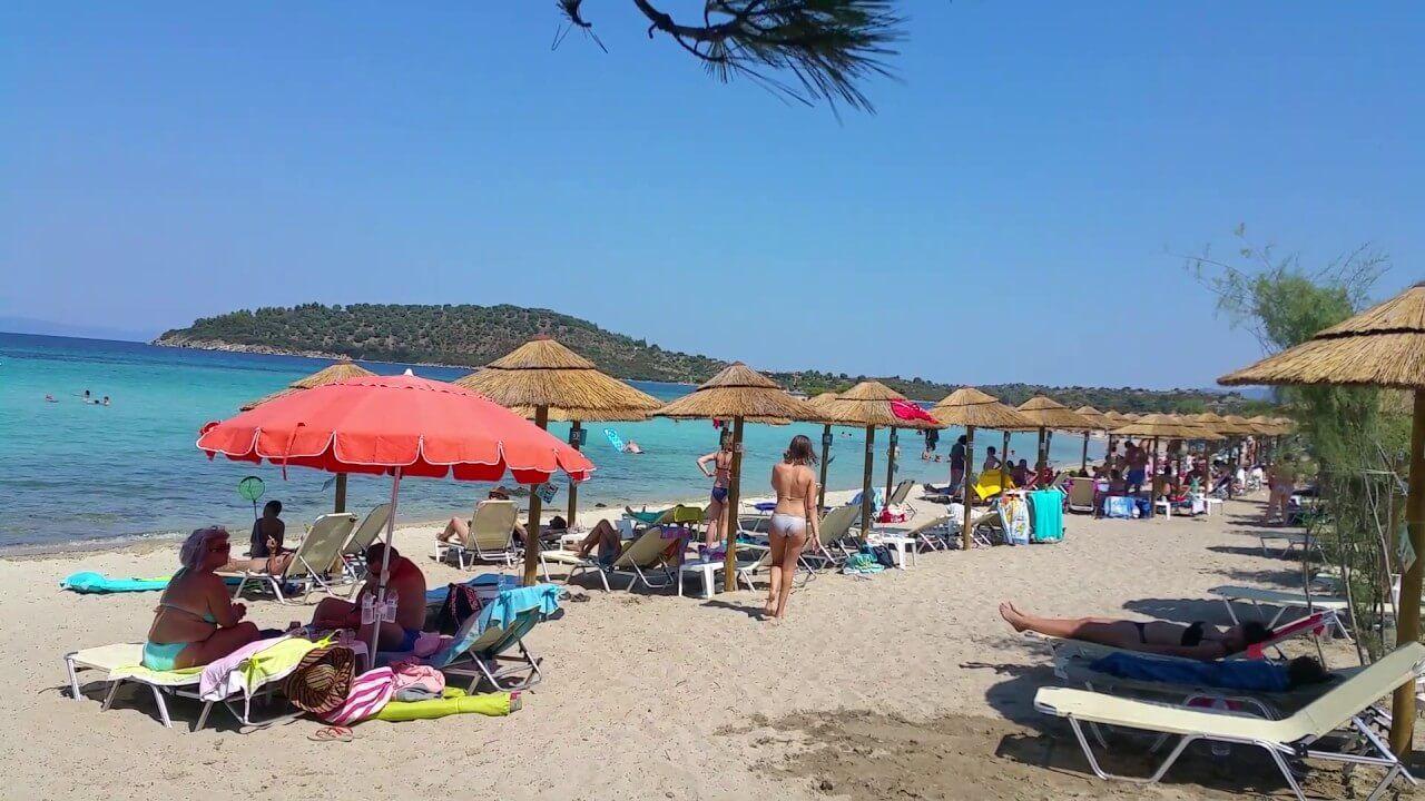 Plaja Lagonisi - Atena, Grecia