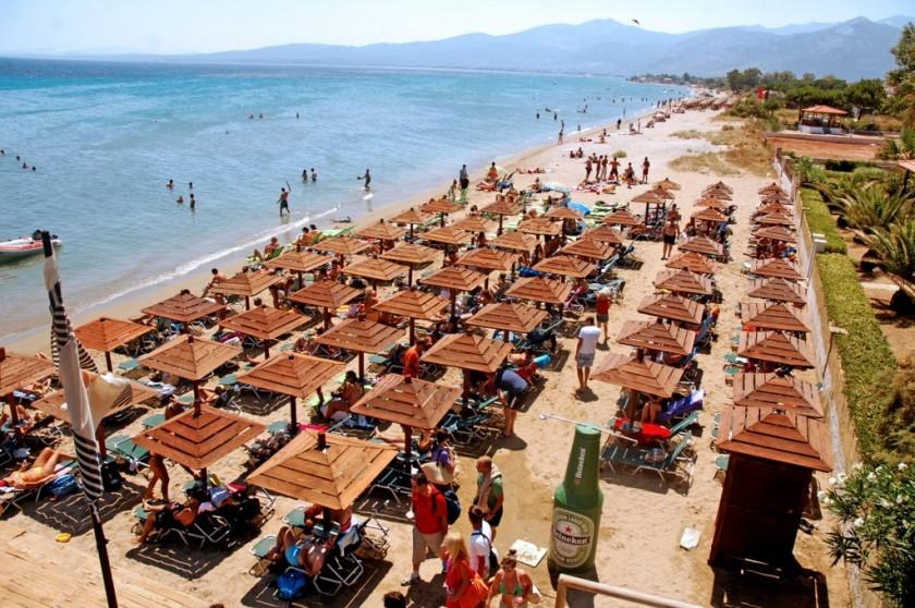 Plaja Schinias - Grecia