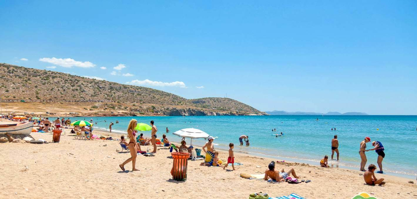 Plaja Varkiza - Atena