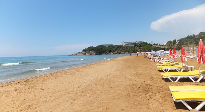 Plaja in Konakli - Turcia
