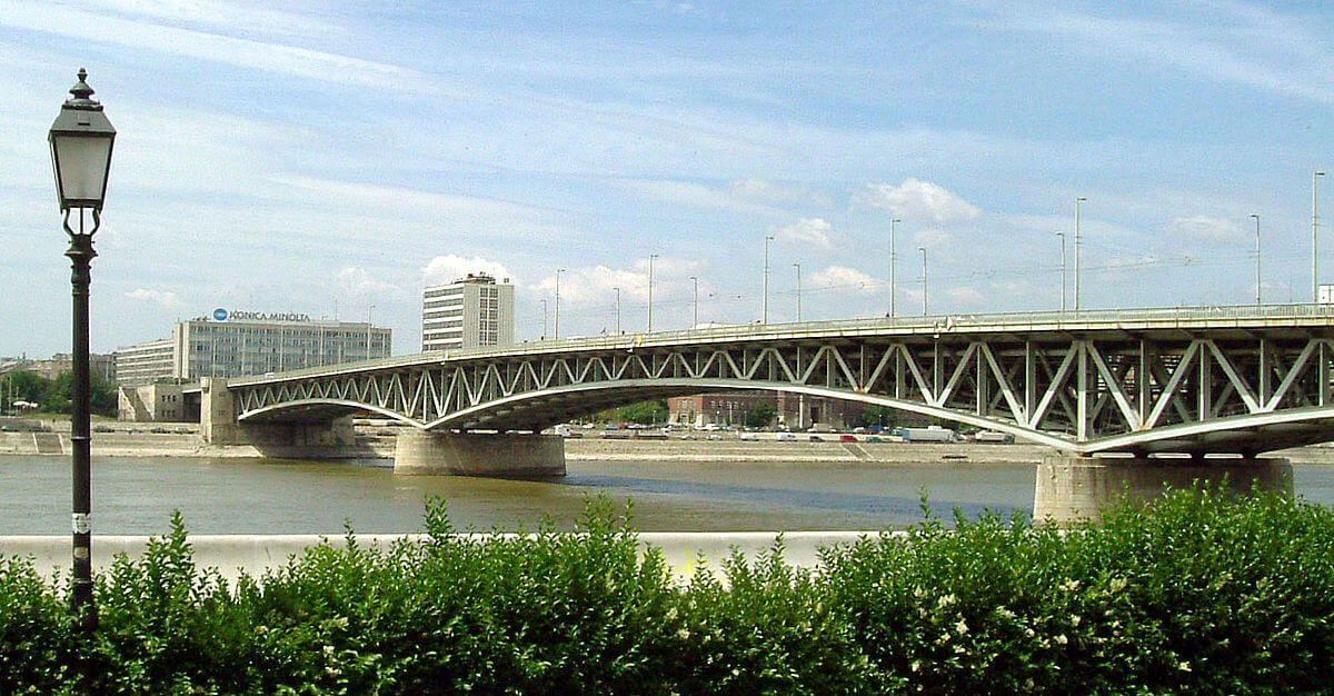 Podul Petofi - Budapesta