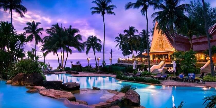 Resort in Thailanda