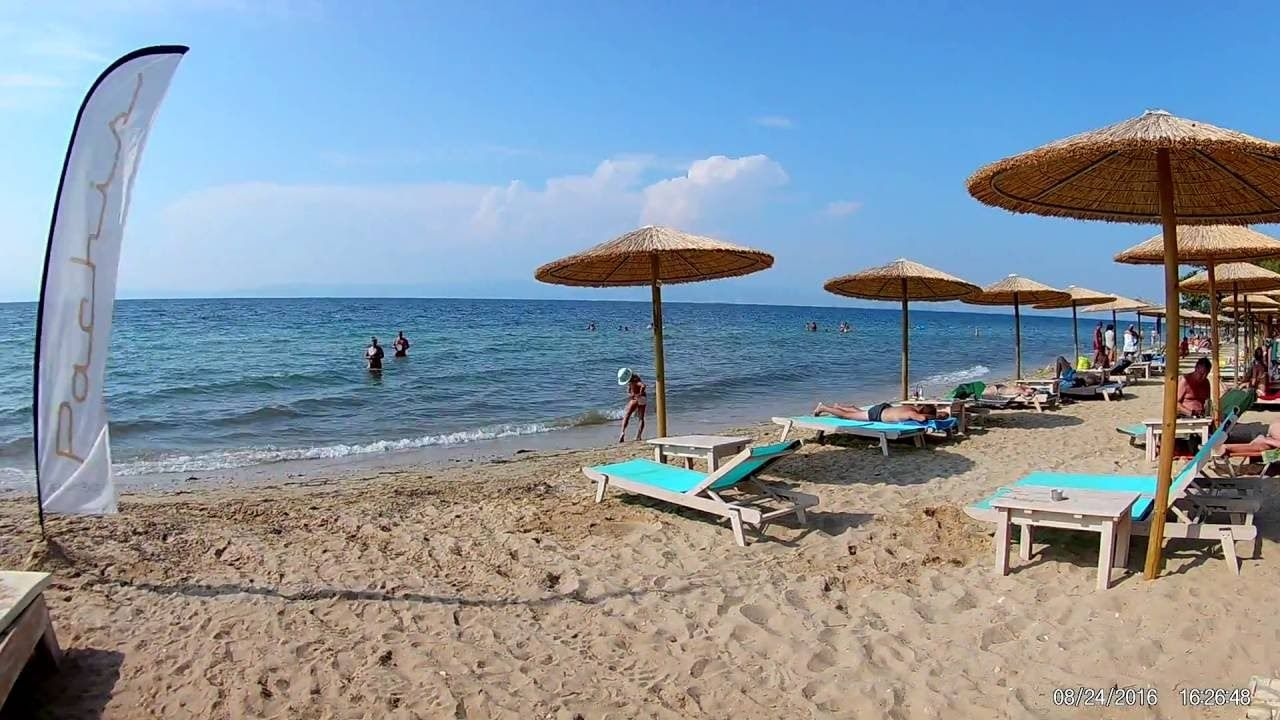 Skala Rachoni - plaja