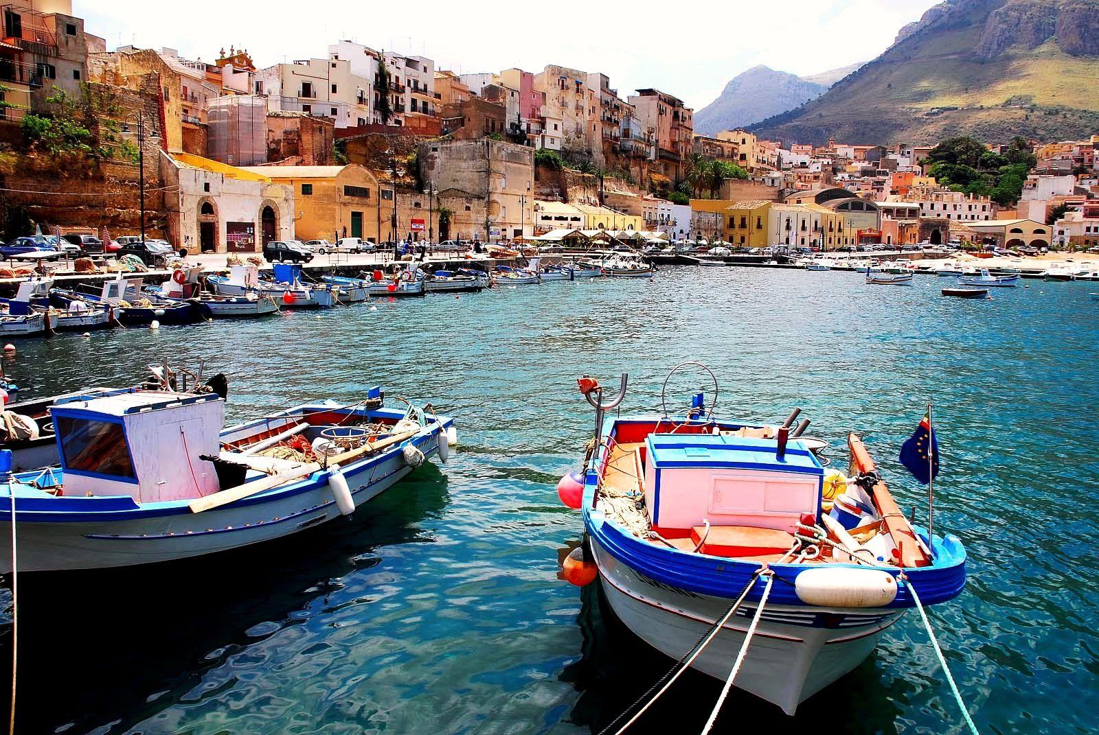 Taormina - insula Sicilia