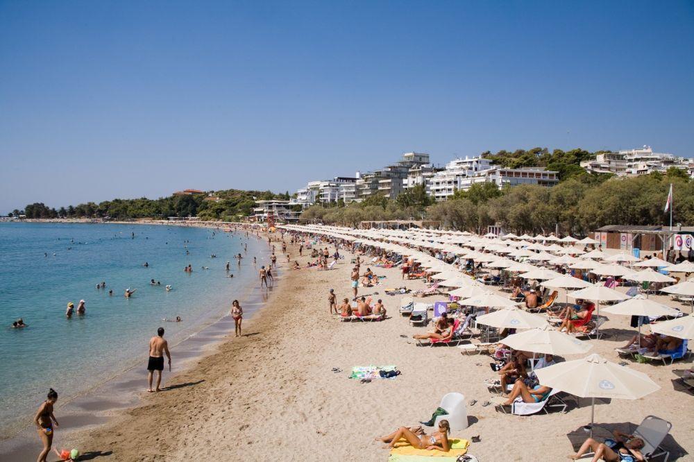 Vouliagmeni Beach - Atena, Grecia