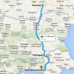 Traseu Bucuresti Grecia prin Svilengrad