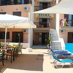 Vicky Apartments - Nikiana, Lefkada
