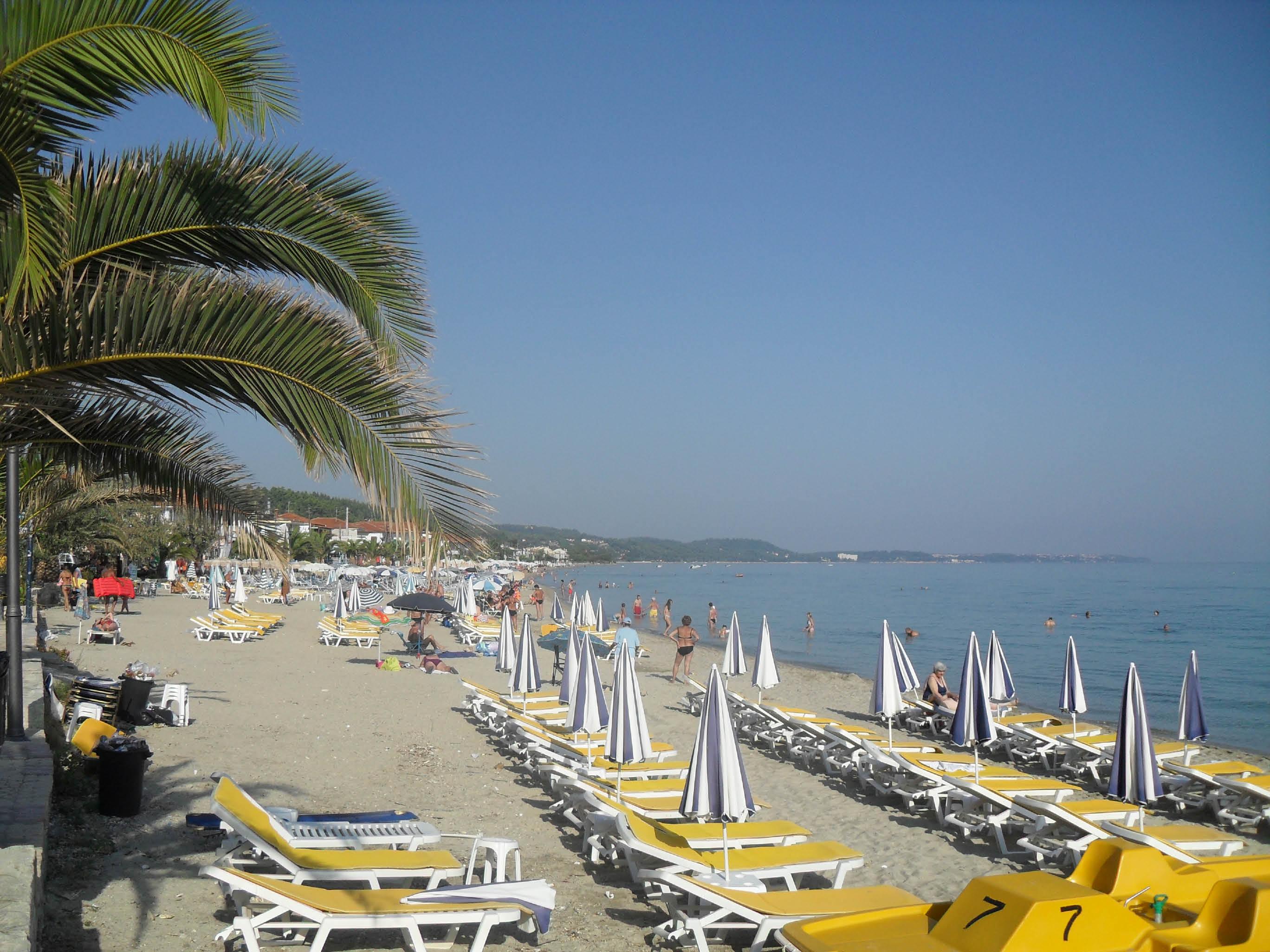 Plaja din Polichrono