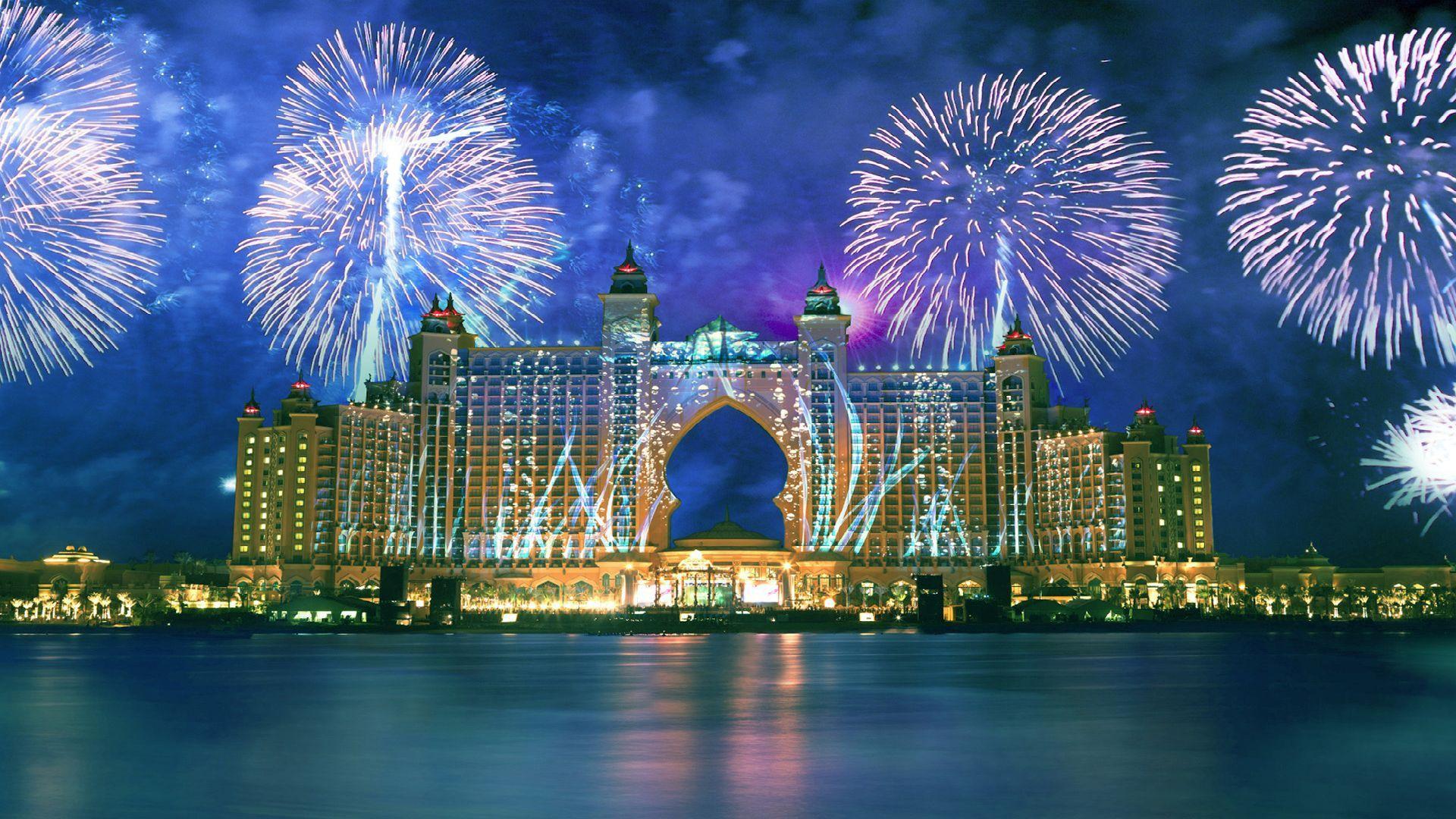 Revelion in Dubai