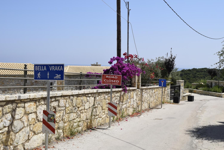 Drumul spre Bella Vraka - Sivota
