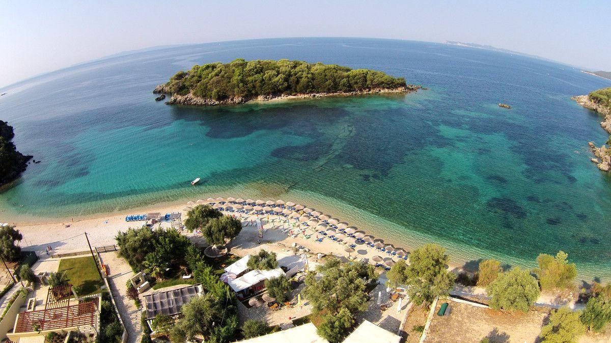 Plaja Agia Paraskevi - Sivota