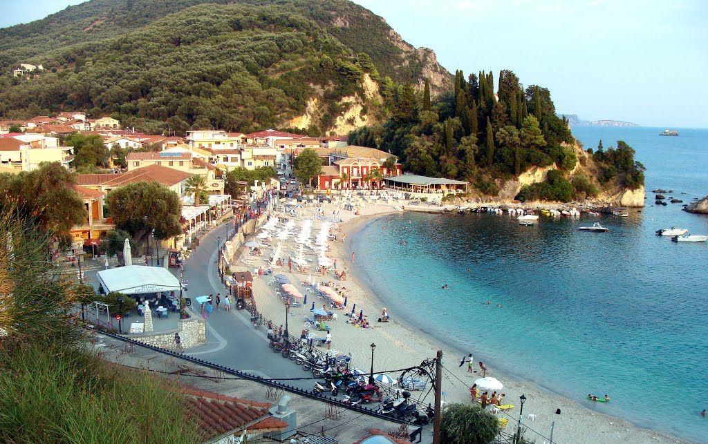 Plaja Krioneri - Parga