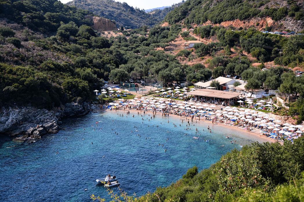 Plaja Mikri Ammos - Sivota