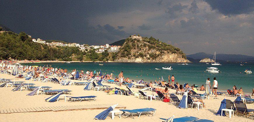 Plaja Valtos - Parga
