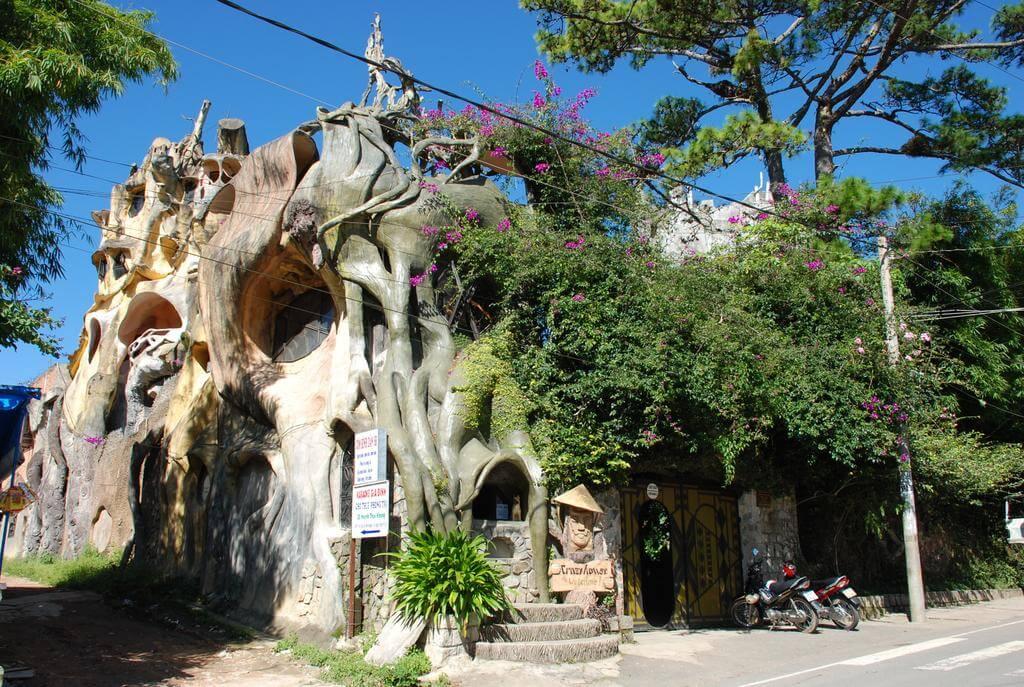 """""""Casa nebuneasca""""- Hang Viet Nga, Vietnam"""