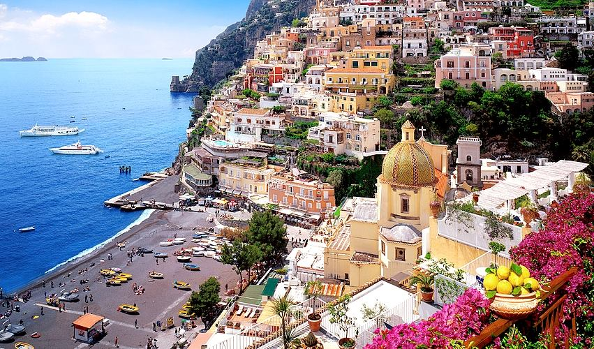 Positano - Coasta Amalfi