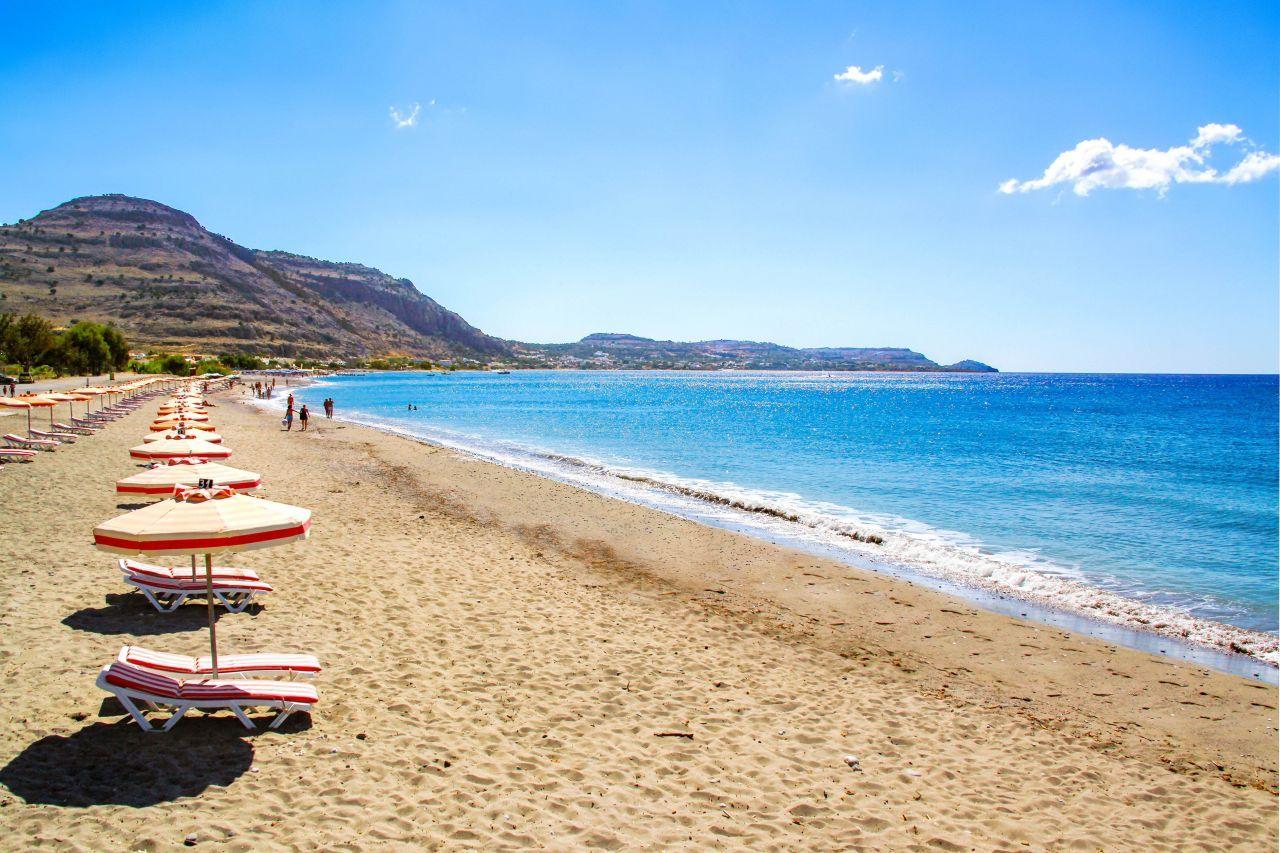 Lardos Beach - Rhodos