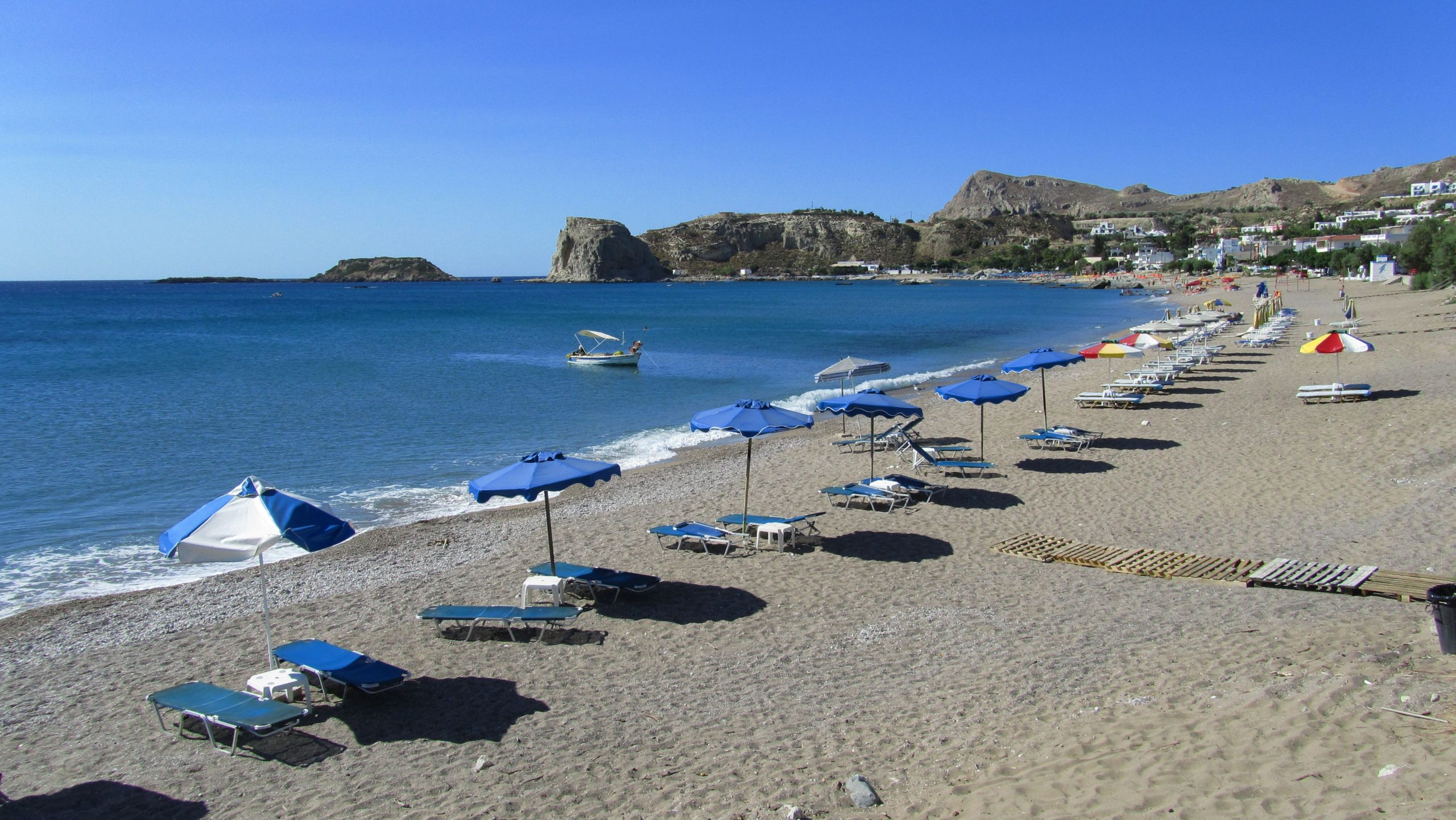 Stegna Beach - Rhodos, Grecia