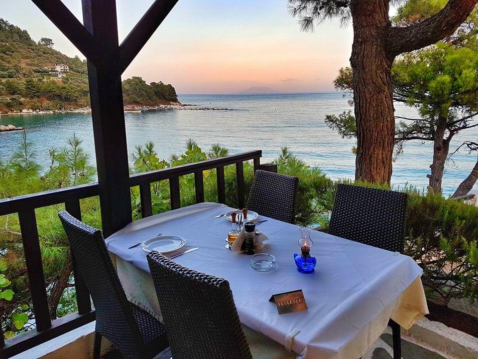 Taverna Vigli - Golden Beach, Thassos