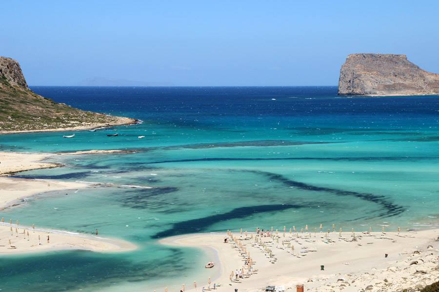 Balos Lagoon - Creta