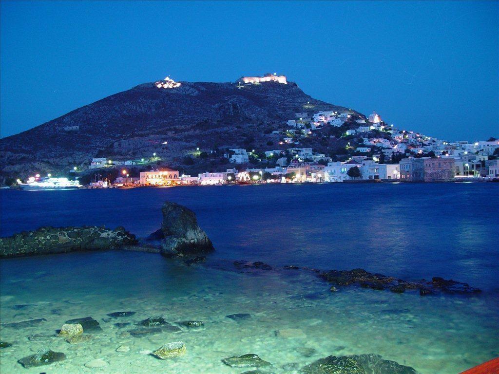 Panagia Kastrou, insula Leros