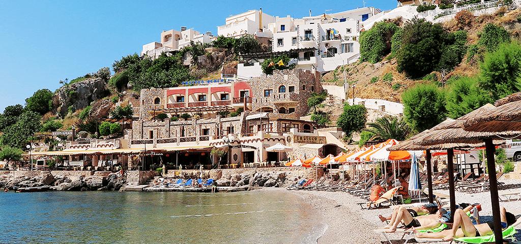 Panteli Beach - Leros