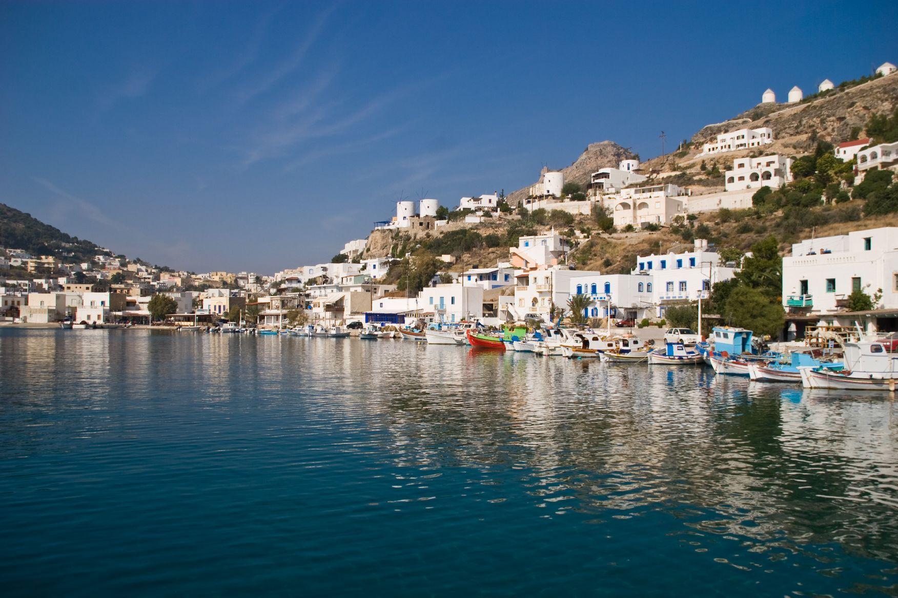Panteli - insula Leros