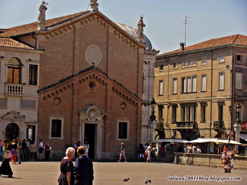 Basilica di San Antonio - Padova 9
