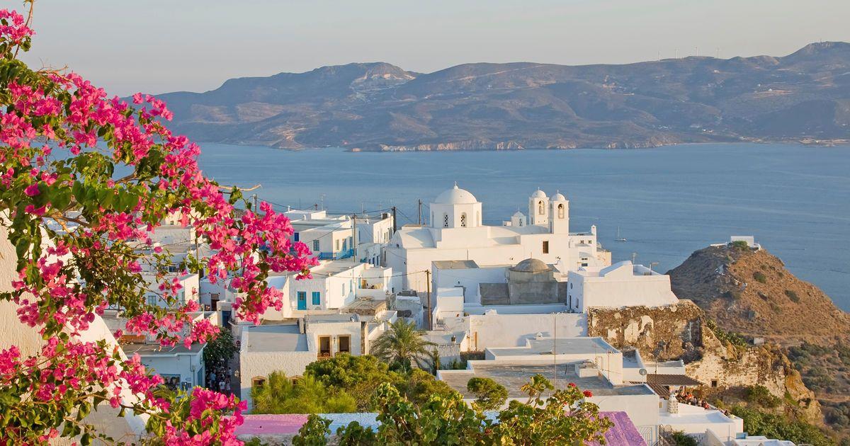 Insula Milos - Grecia