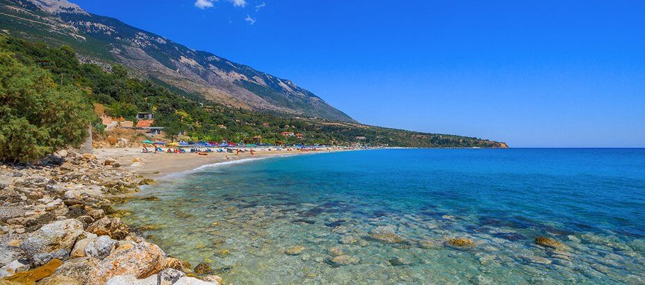 Lourdas - Kefalonia, Grecia