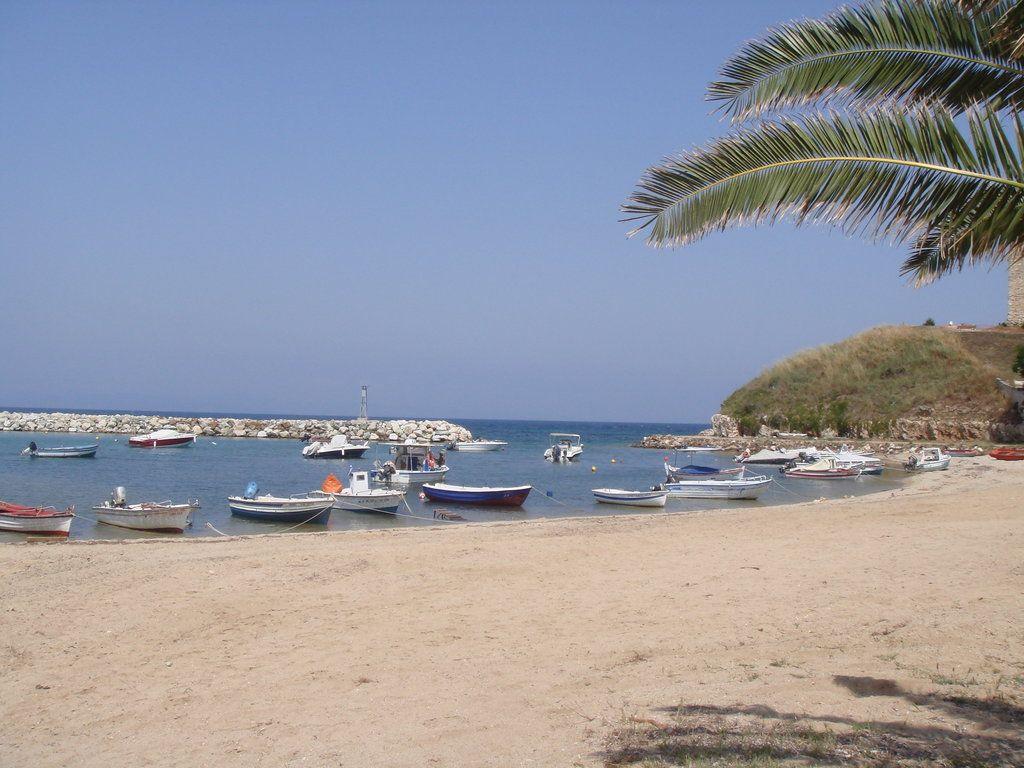 Plaja Nea Fokea - Kassandra, Halkidiki