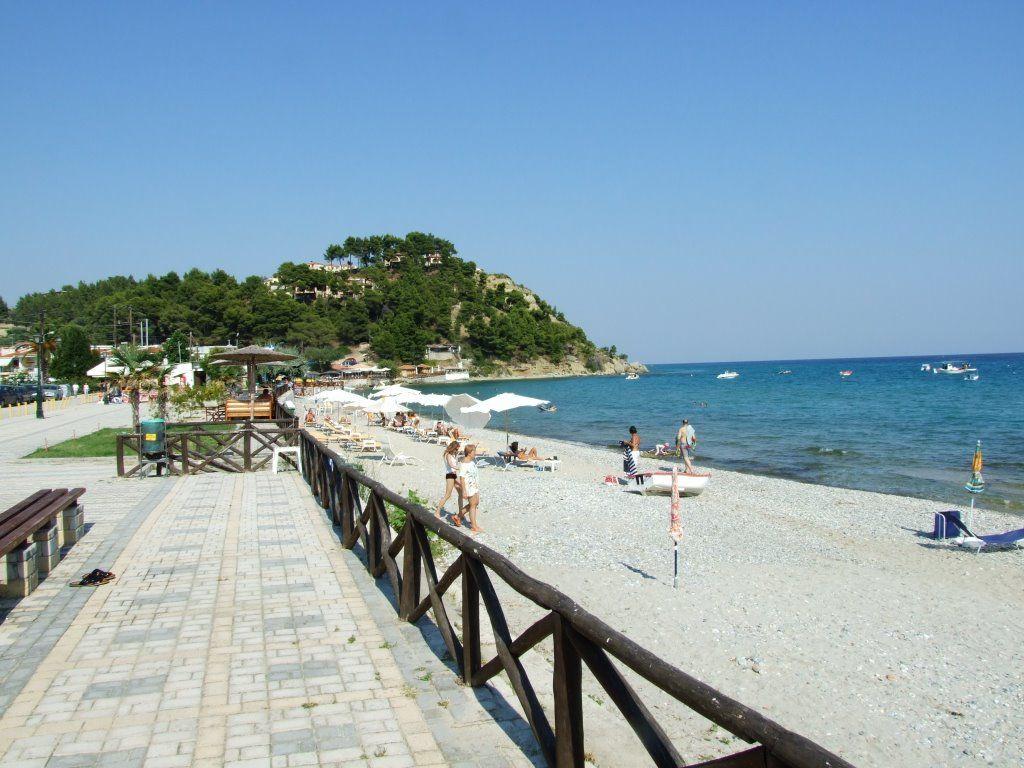 Plaja Possidi - Kassandra, Halkidiki