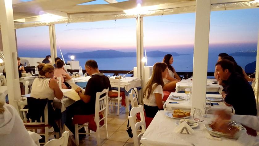 Taverna Naoussa - Fira, Santorini