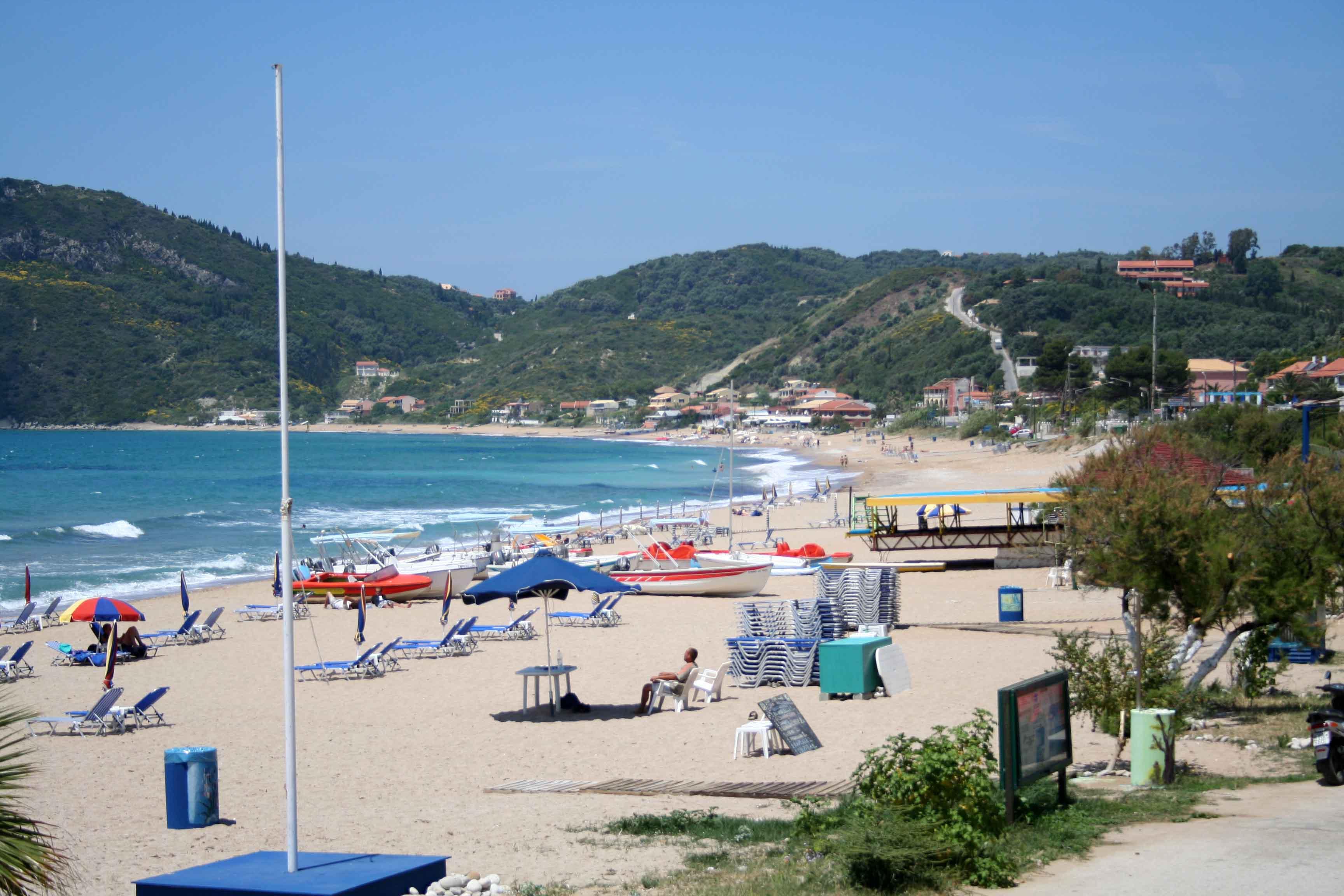 Agios Georgios Pagon - Corfu