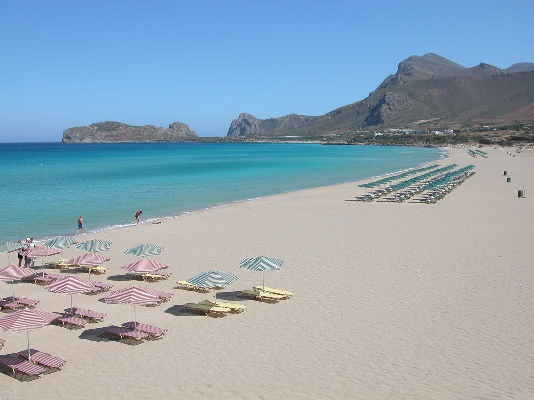Falassarna Beach - insula Creta