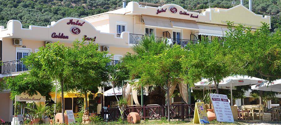 Golden Beach - insula Thassos, Grecia