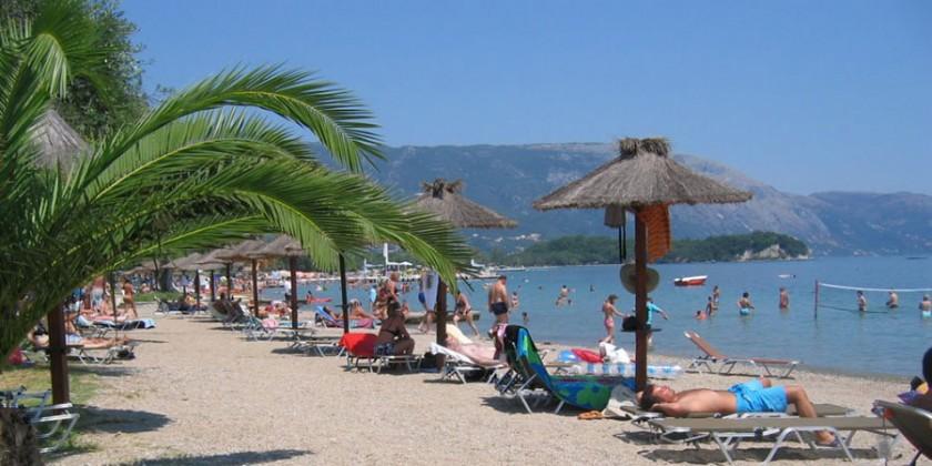 Ipsos - insula Corfu