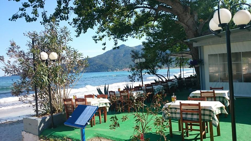 Taverna Sotiris - Golden Beach