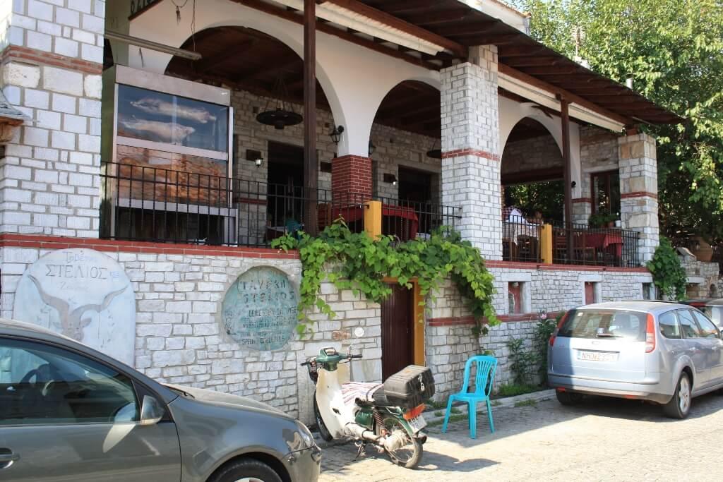 Taverna Stelios - Theologos, Thassos