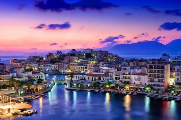Agios Nikolaos - insula Creta