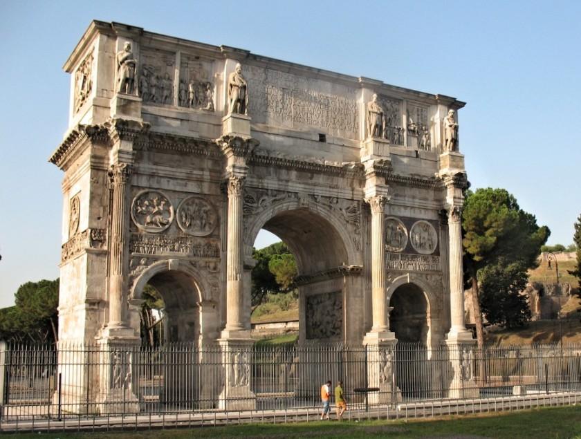 Arcul lui Constantin - Roma