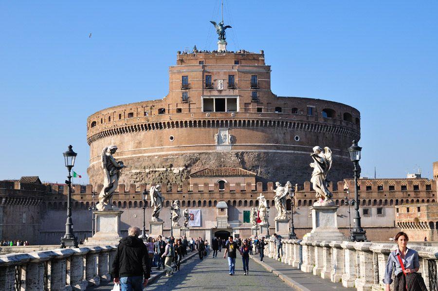 Castelul Sant'Angelo - Roma
