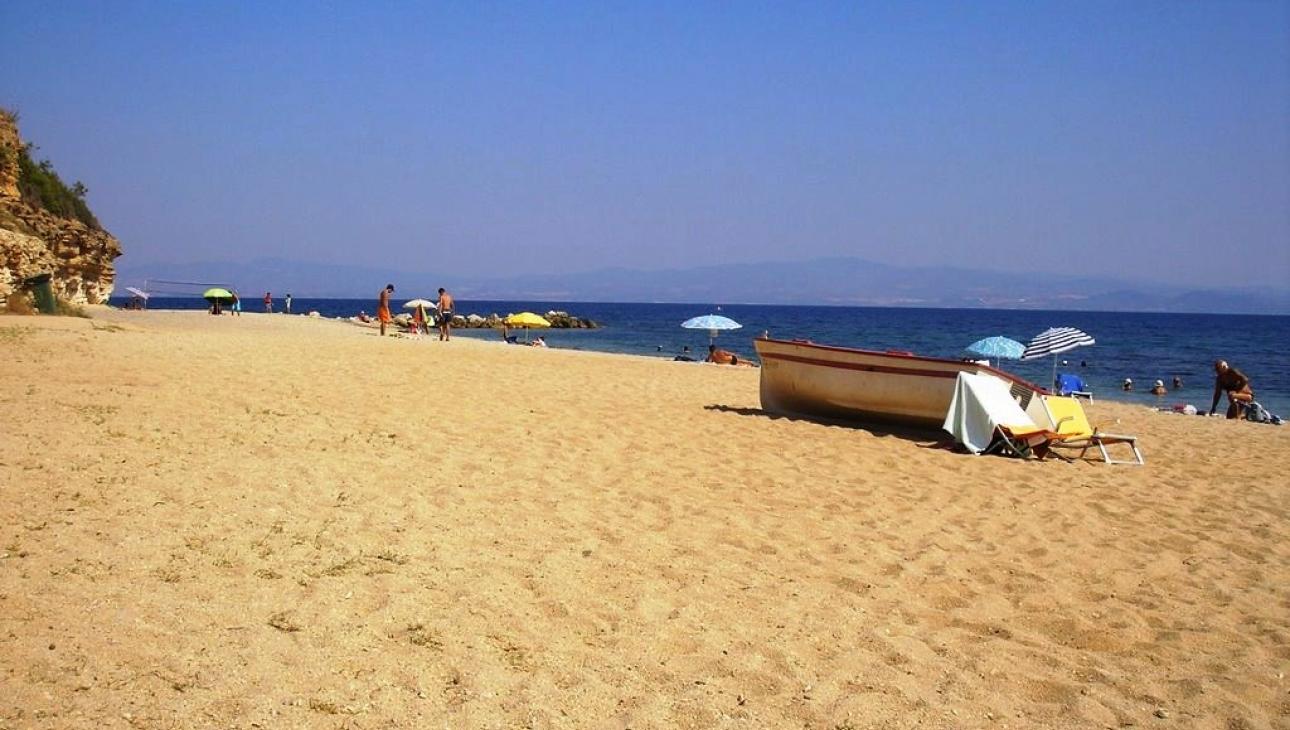 Plaja Nea Fokea - Halkidiki
