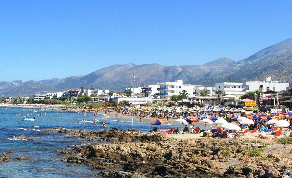 Stalida - insula Creta, Grecia