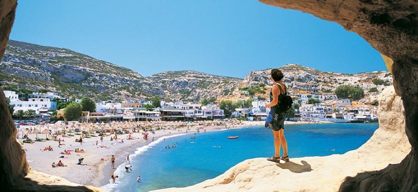 Statiuni in Creta