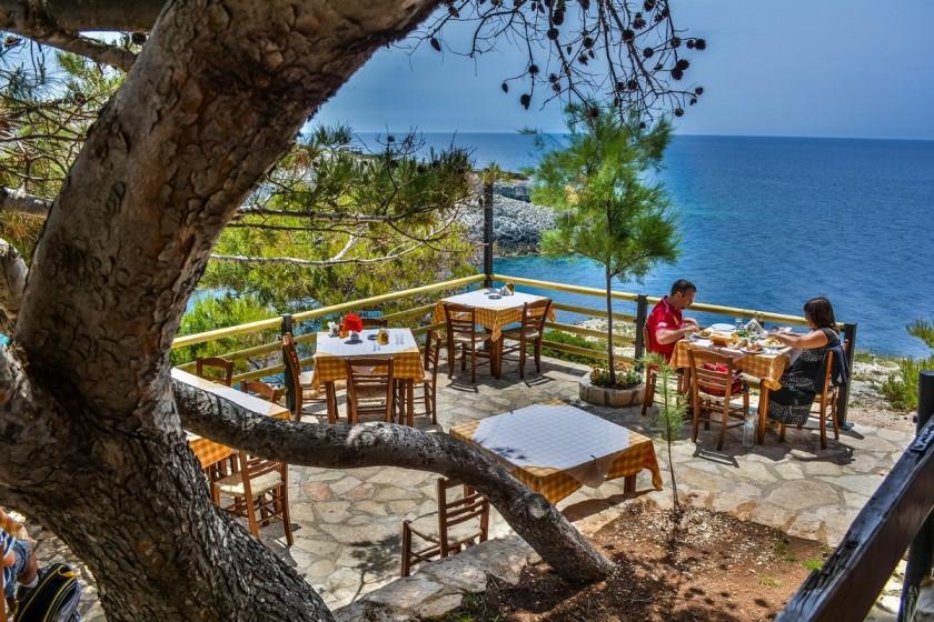 Taverna Porto Limnionas - Zakynthos